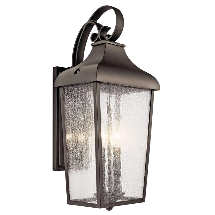 Forestdale Outdoor Wall 2 Light - Olde Bronze