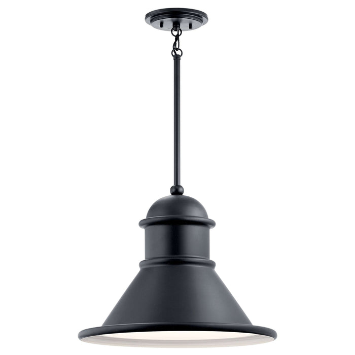 Northland Outdoor Pendant 1 Light - Black