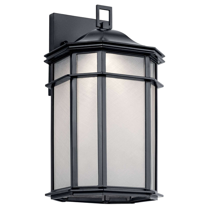 Kent Outdoor Wall LED - Black