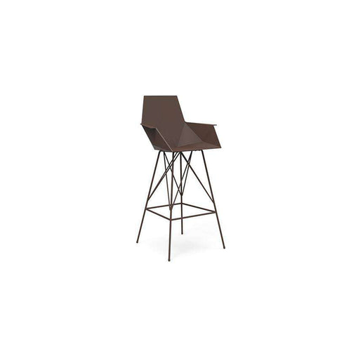 Faz Bar Stool W/ Arms by Vondom