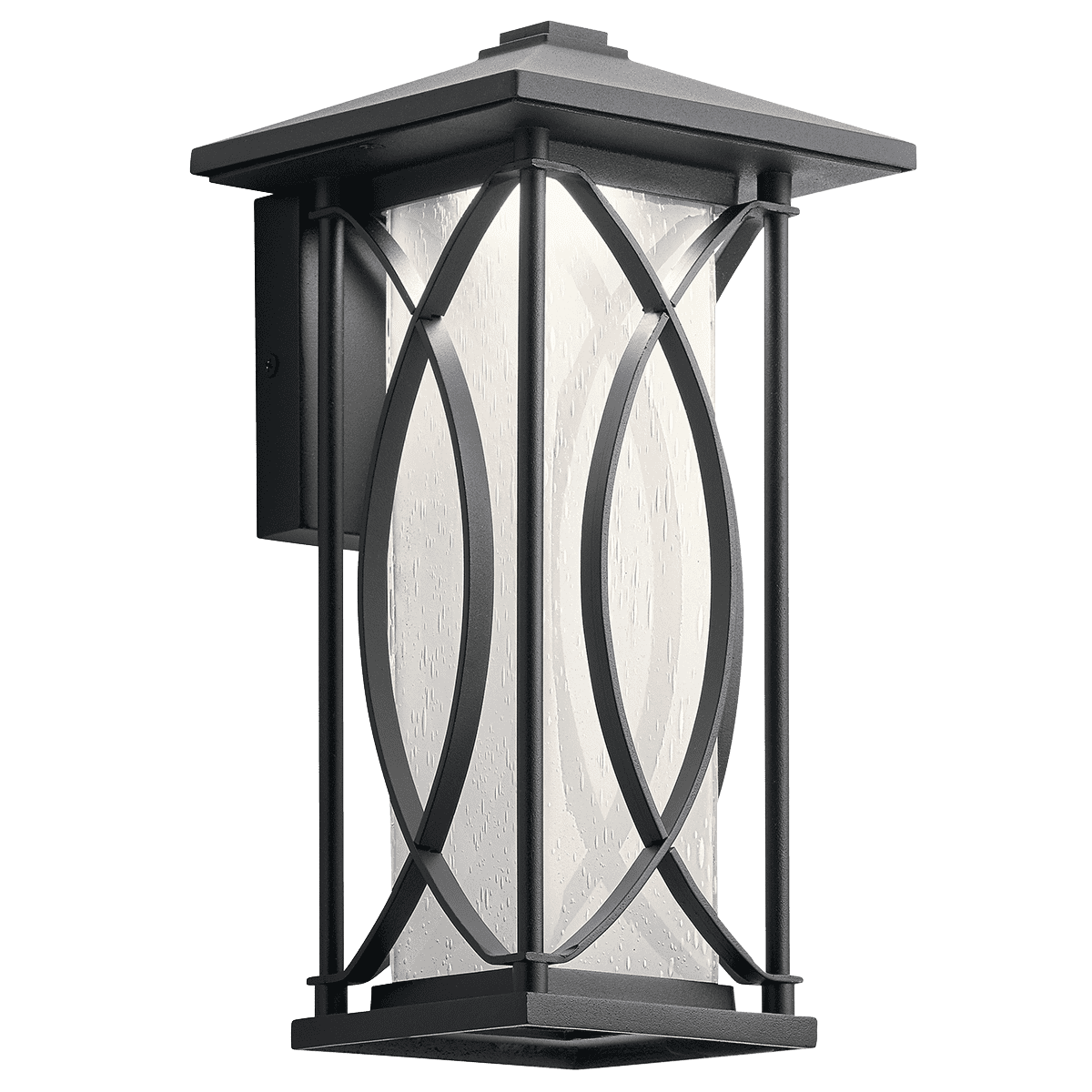Ashbern Outdoor Wall LED - Textured Black