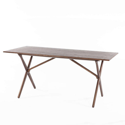 Mid Century Angle Dining Table [staff Pick] Free Shipping