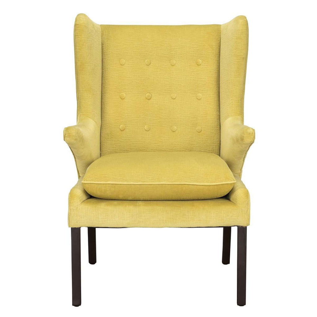 Clover Accent Chair Mustard