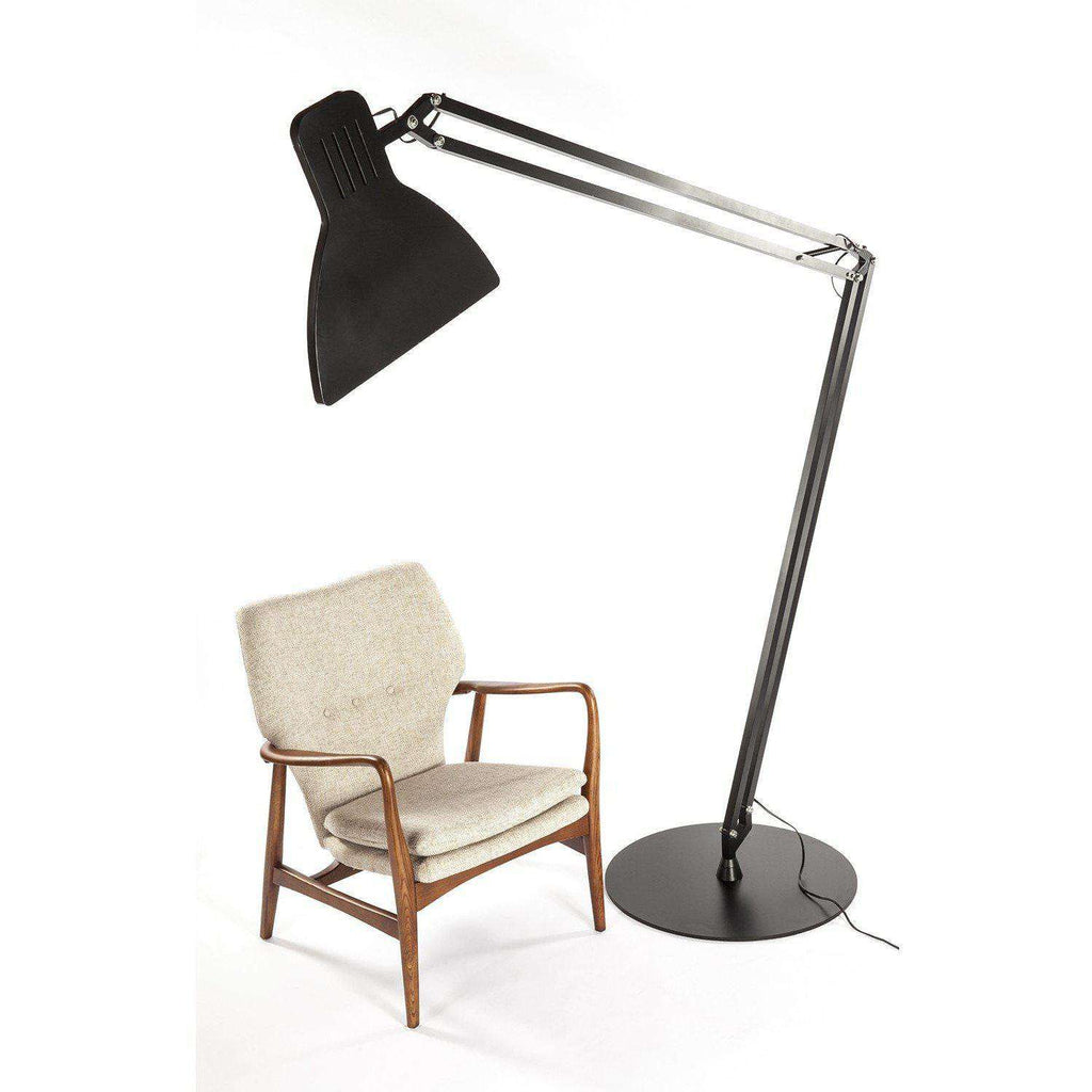 Giant Looksoflat Floor Lamp - *Free Local Delivery Only*