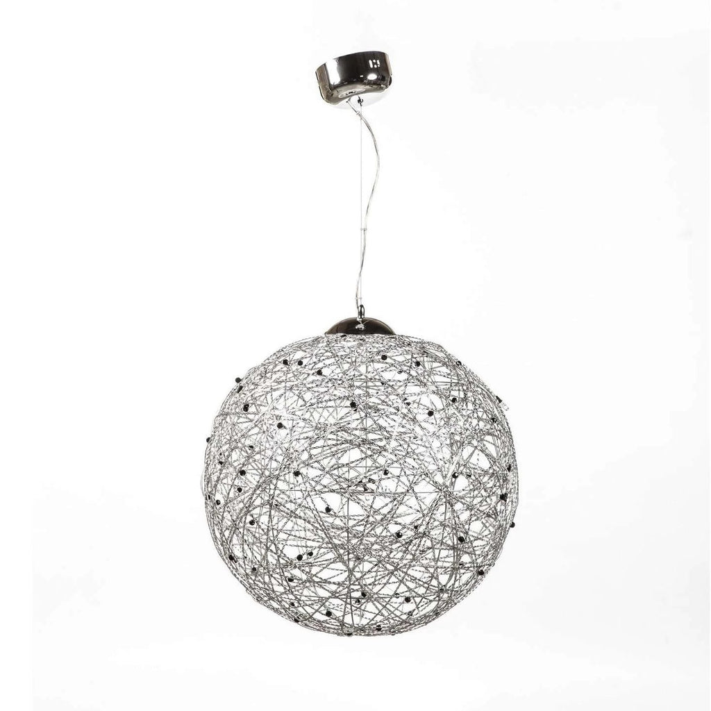 Modern Ole Ball and Chain Suspension Light