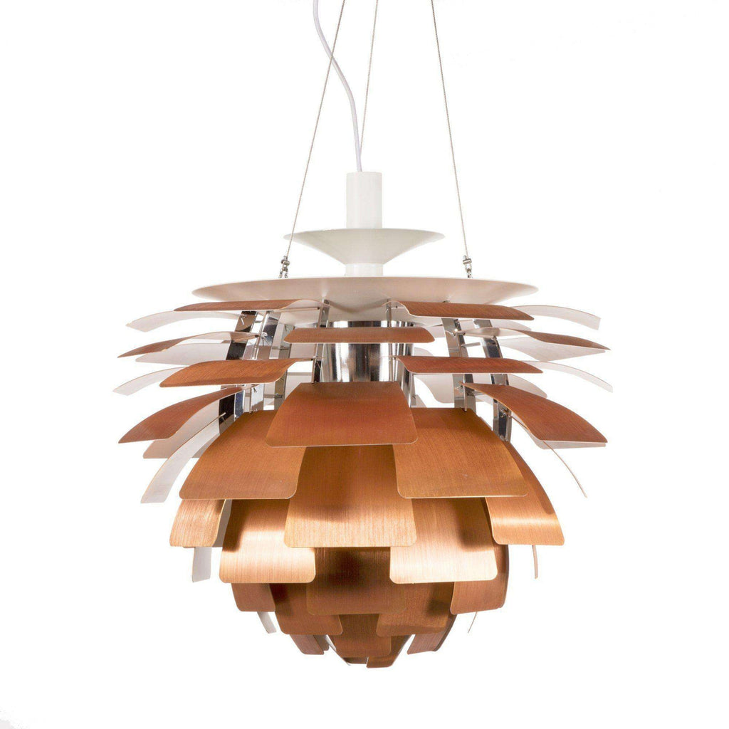 Henningsen PH Pinecone Pendnat Lamp - Copper - 18