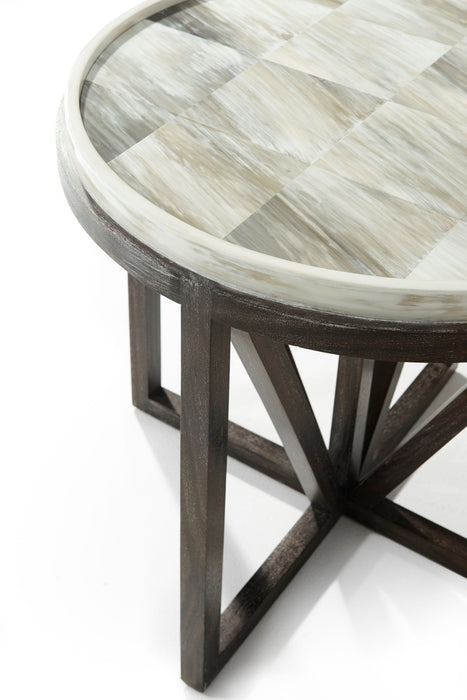 Buda Round Side Table
