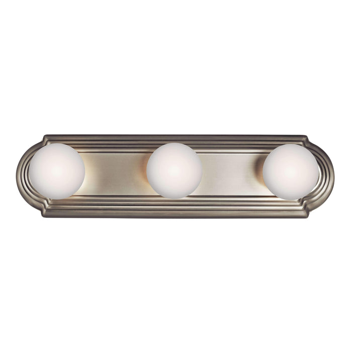 Linear Bath 18in - Brushed Nickel