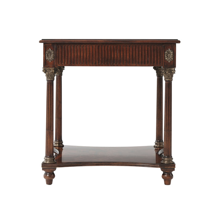 Corinthian Columns Side Table