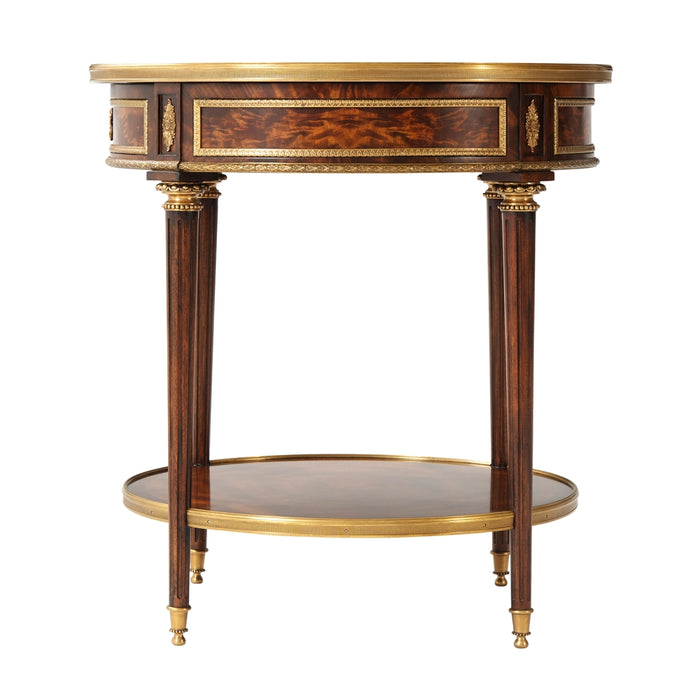 Formalities Side Table