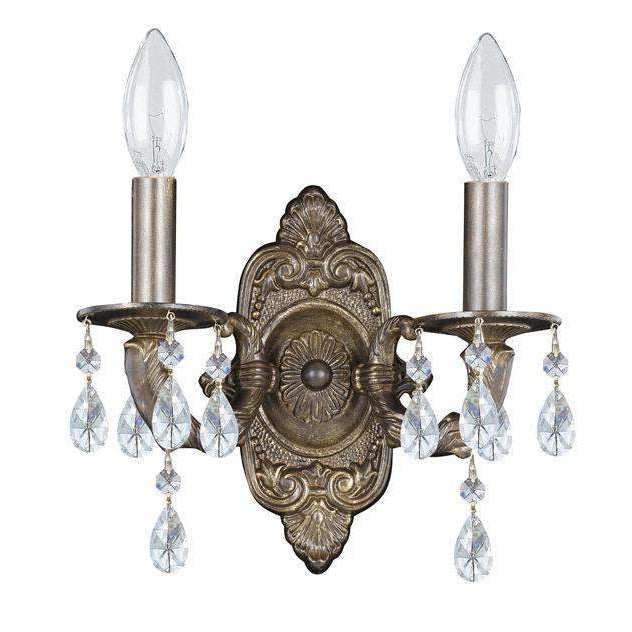 Paris Market 2 Light Sconce