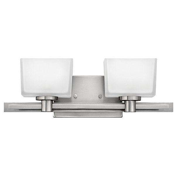 Bath Taylor Bath Two Light Brushed Nickel