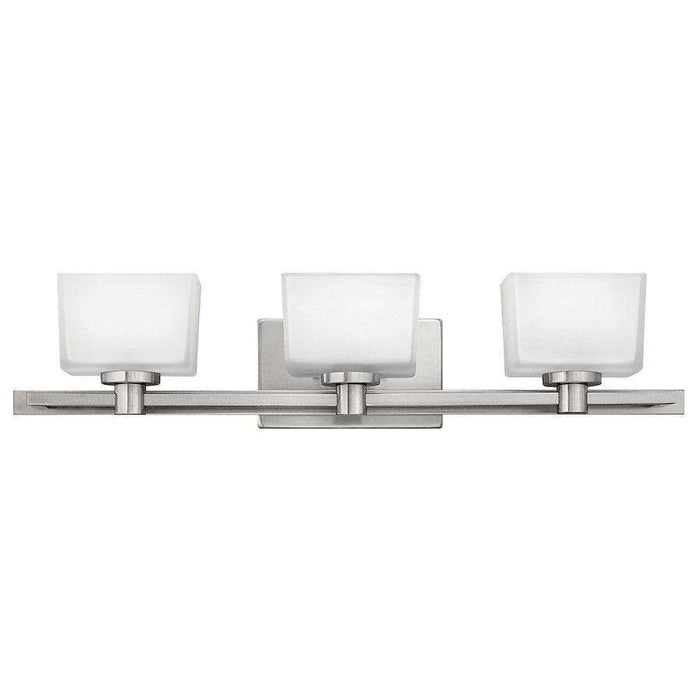 Bath Taylor Bath Three Light Brushed Nickel