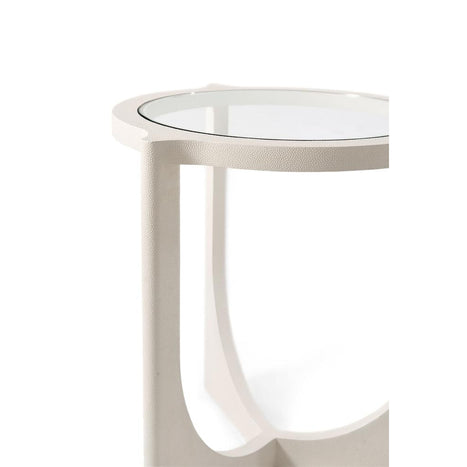 Eduard Round Side Table