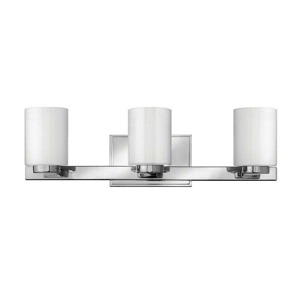 Bath Miley Bath Three Light Chrome