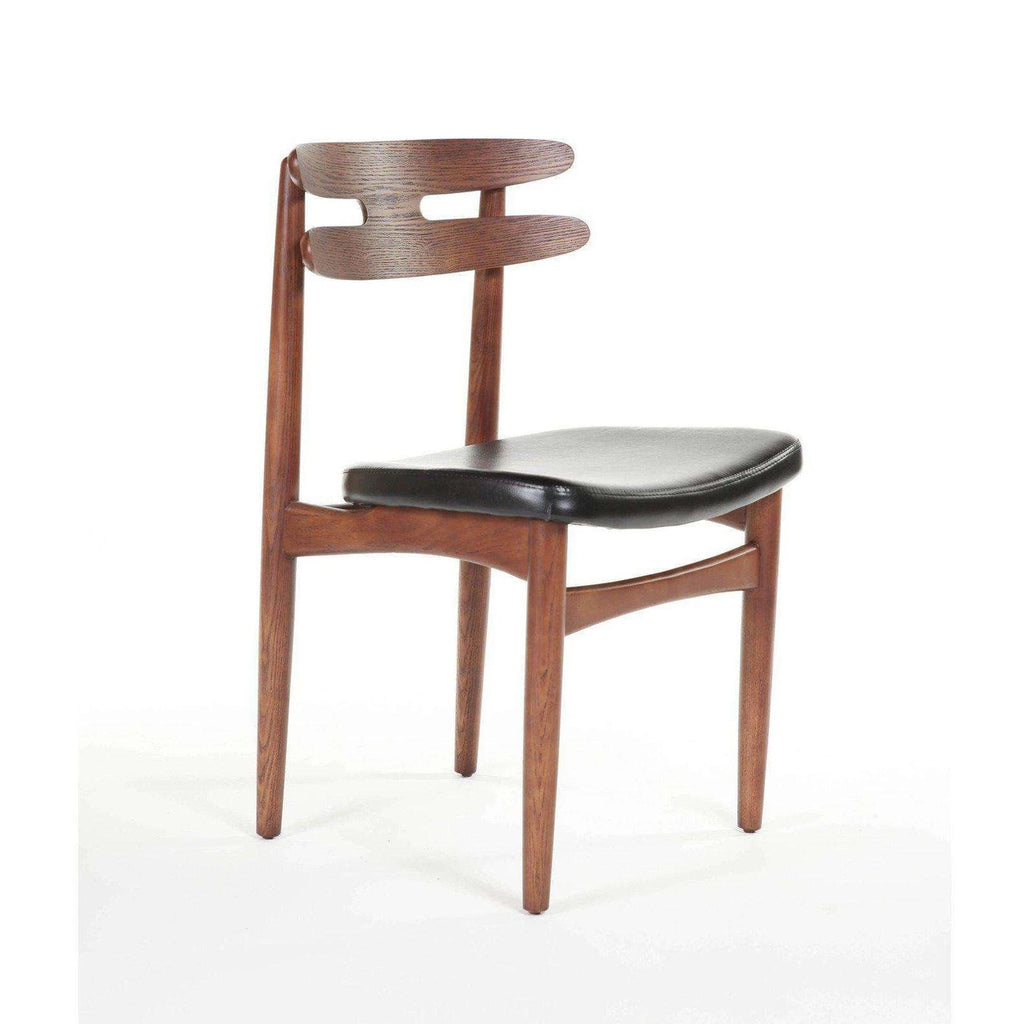Mid-Century Modern Reproduction Mid Century Wooden Beibere Dining Chair Inspired by H W Klein Bramin