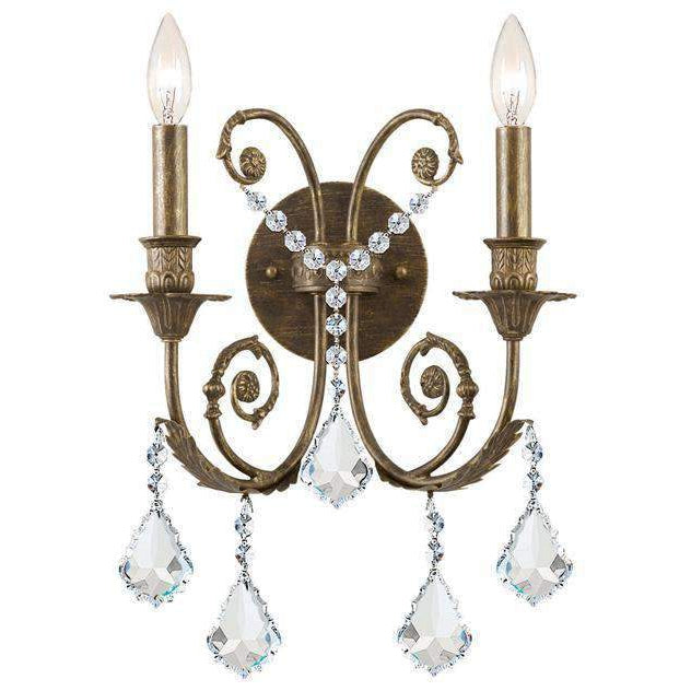 Regis 2 Light Sconce