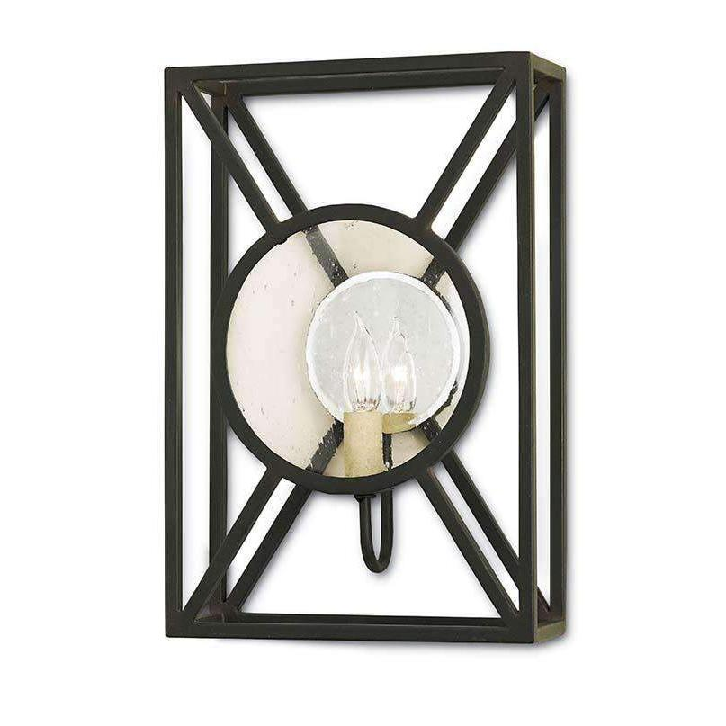 Beckmore Wall Sconce - Iron