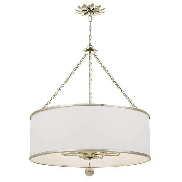 Broche 8 Light Chandelier