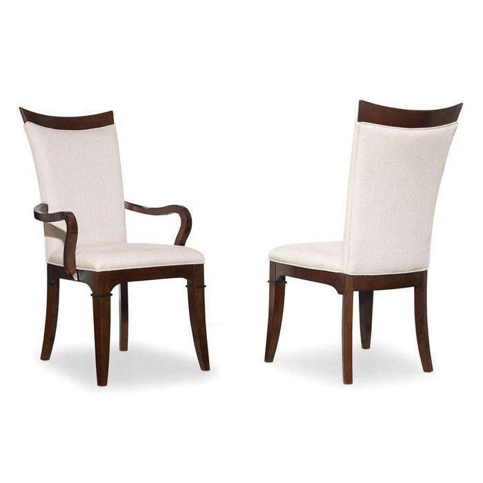 Palisade Upholstered Side Chair-Set of 2