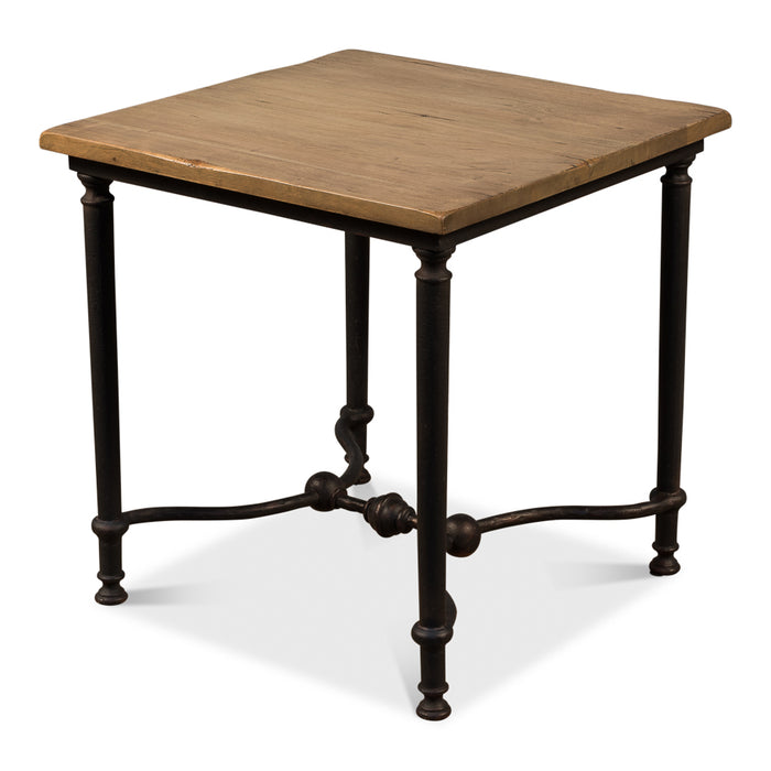 Mountain Lodge Lamp Table