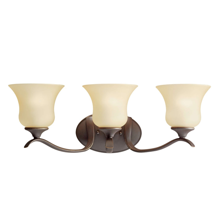 Wedgeport Bath 3 Light - Olde Bronze