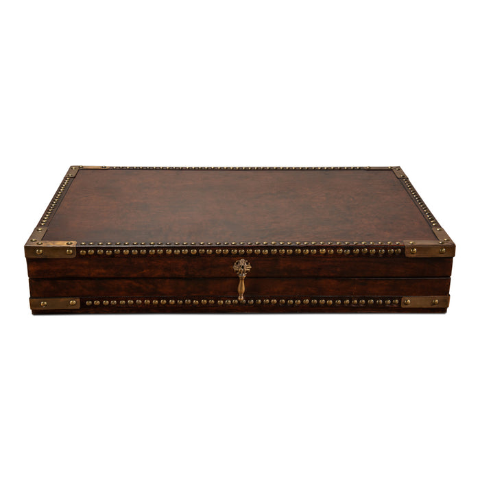 Winchester Leather Box