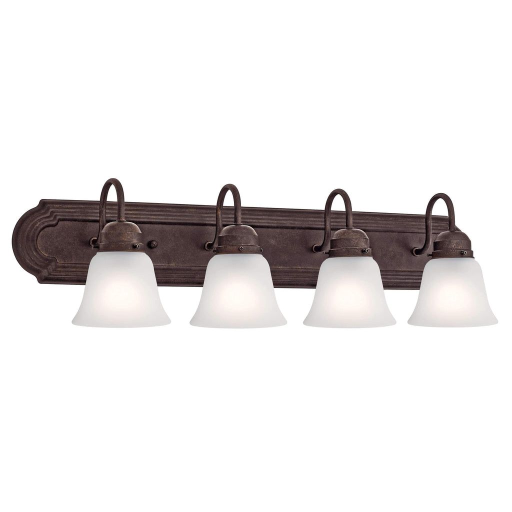 Bath 4 Light - Tannery Bronze