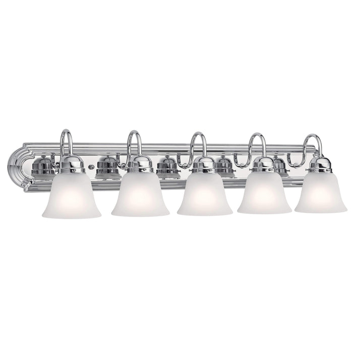 Bath 5 Light - Chrome