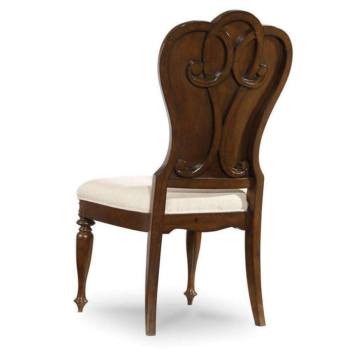 Leesburg Upholstered Side Chair-Set of 2