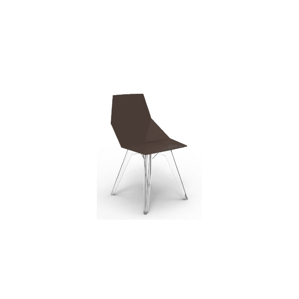 Faz Chair / Set of 4 by Vondom