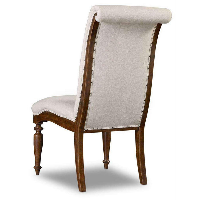 Archivist Upholstered Side Chair Collection Set of 2