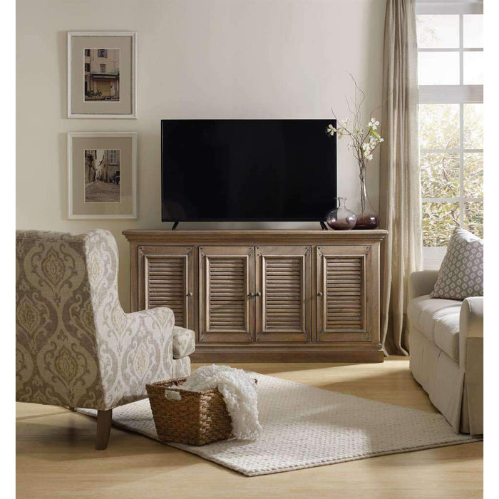 Entertainment Console 72""