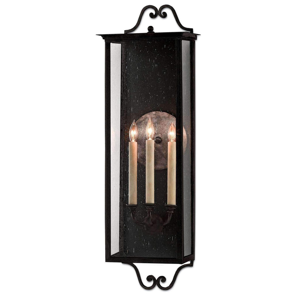 Giatti Outdoor Wall Sconce, Large