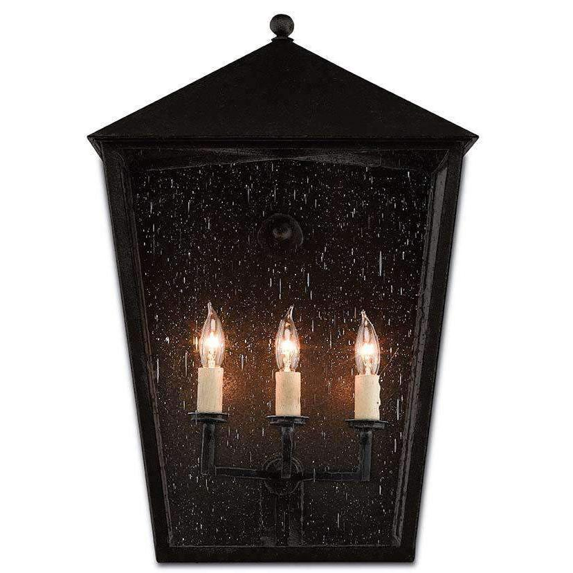 Bening Outdoor Wall Sconce - Large