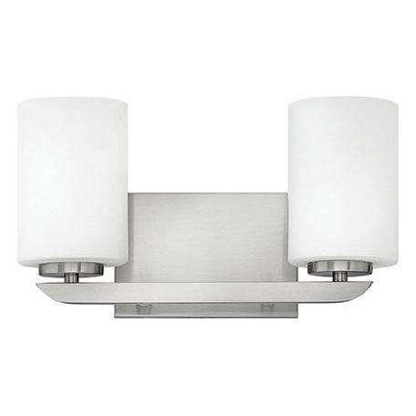 Bath Kyra Bath Two Light Brushed Nickel
