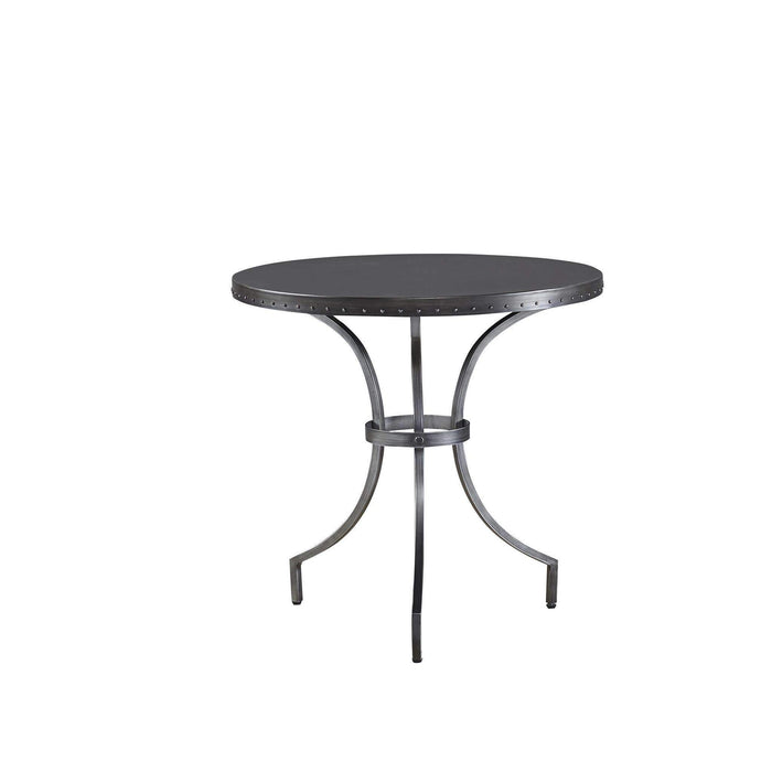 Curated Eliston Round End Table