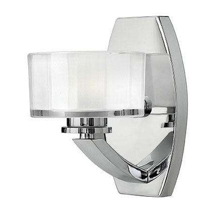 Bath Meridian Bath Sconce Chrome