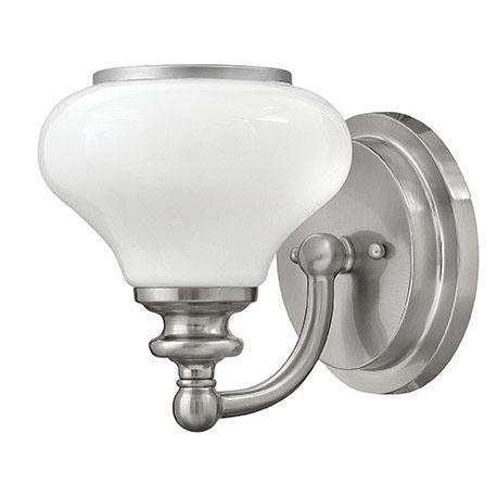 Bath Ainsley Bath Sconce Brushed Nickel
