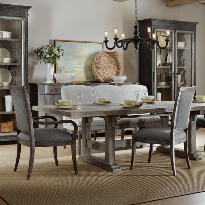 Beaumont Extendable Rectangular Dining Table