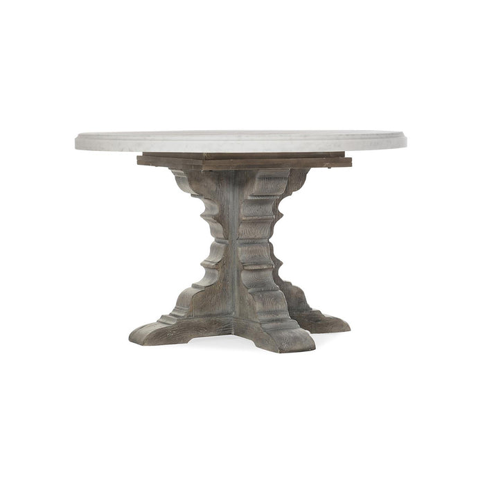 Beaumont Marble Round Dining Table