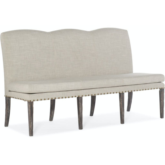Beaumont Upholstered Dining Bench