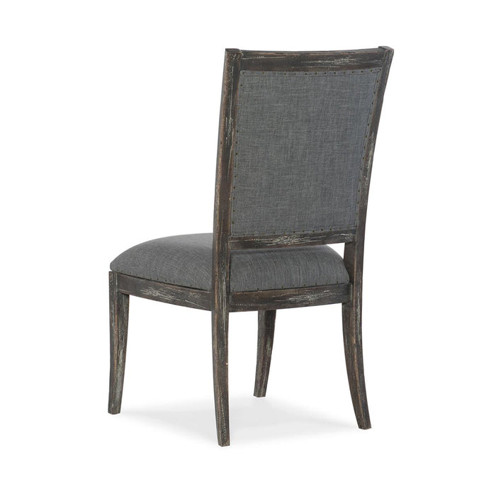 Beaumont Upholstered Side Chair-Set of 2