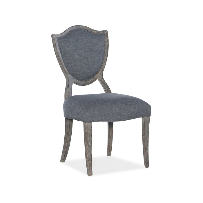 Beaumont Shield Back Side Chair-Set of 2