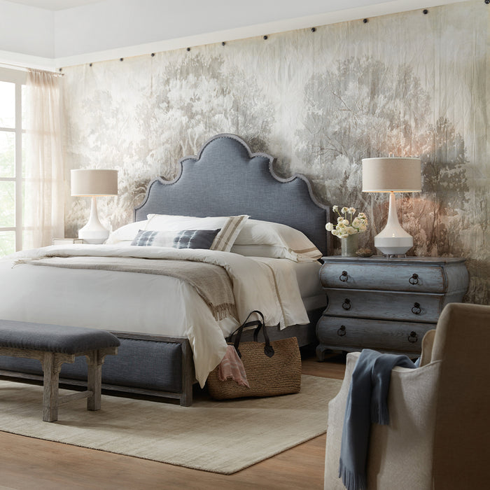 Beaumont Upholstered Bed