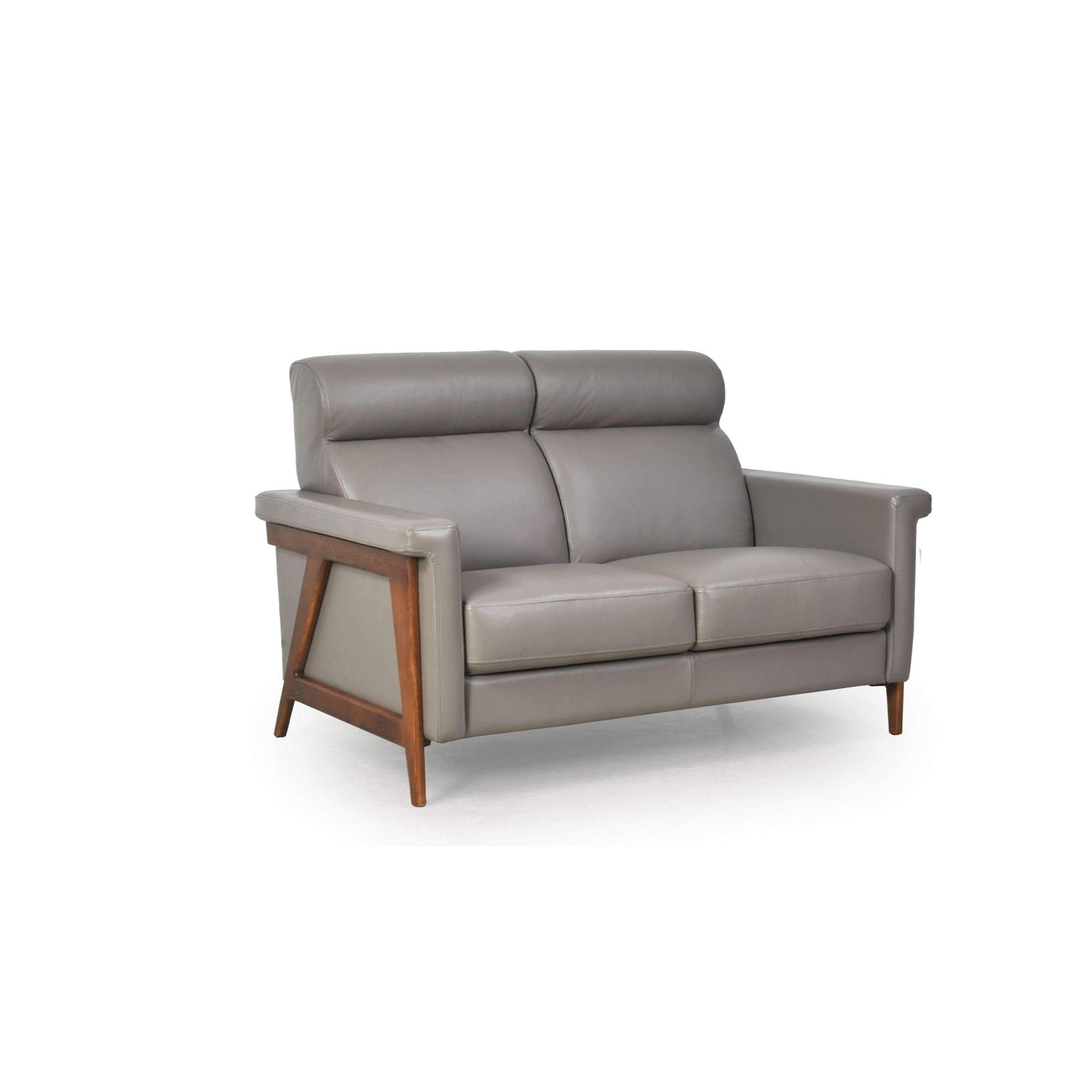 Picture of: Narkissa Mid Century Reclining Loveseat France Son