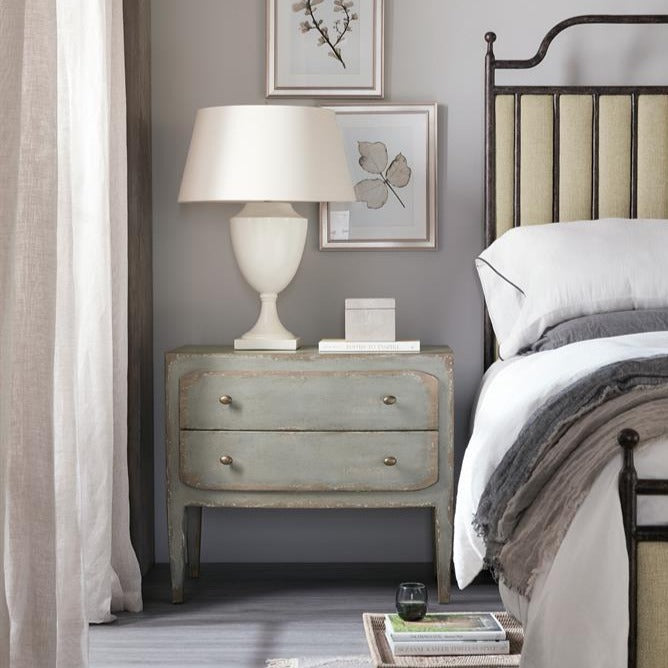 Ciao Bella Two-Drawer Nightstand
