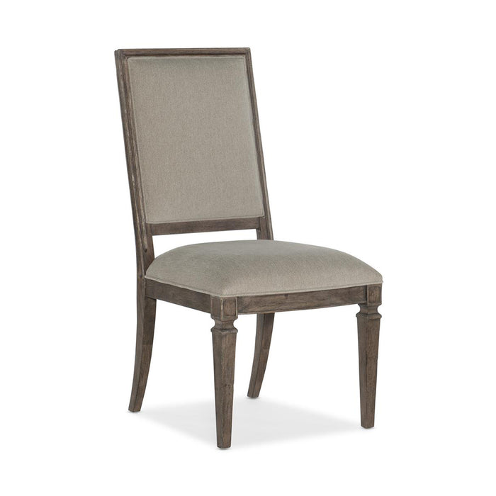 Woodlands Upholstered Chair-Set of 2