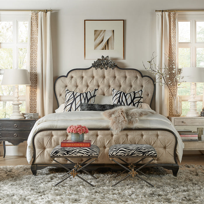 Sanctuary Zebre Bed Bench