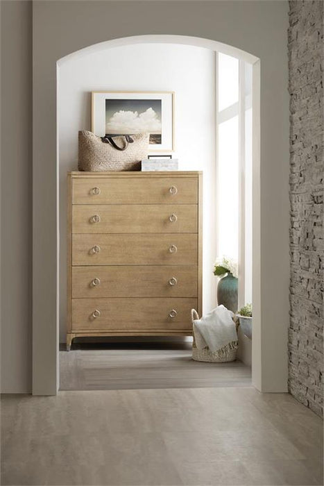 Novella Digges Canyon Five-Drawer Chest